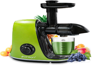 CIRAGO Juicer Machines - Best Cold Press Juicer for home use in 2021