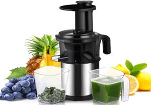 Geek Chef Cold Press Juicer - Best Slow Masticating Juicer of 2021