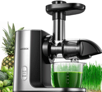 Aicook Cold Press Masticating Juicer - Best juicer for wheatgrass and leafy greens