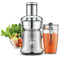 Breville Juice Fountain Cold XL Electric Juicer - Best juicer for raw beets