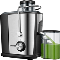 Aicook Wide Mouth Juice Extractor - Best Juicer For Ginger in 2021