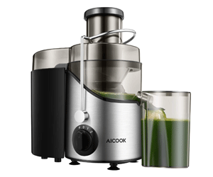 Aicok Juicer Machine - Best Budget Juicers for beginners in 2021