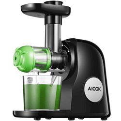 Aicok Slow Masticating Juicer - Best Commercial Juicers 2021