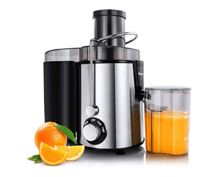 Sagnart Centrifugal Juice Extractor - Best centrifugal juicer for leafy greens