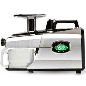 Tribest GSE-5050 Greenstar Elite - best juicer for kale and leafy greens 2021