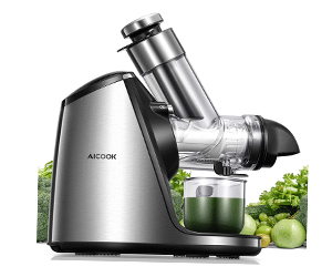 Aicook Slow Masticating Juicer Extractor 200W - Best juicer 2021