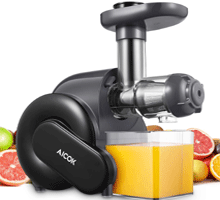 Aicok Slow Masticating Juicer - Best Juicers for 2021