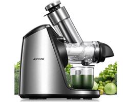 Aicook Slow Masticating Juicer - Best Carrot Juicers 2021