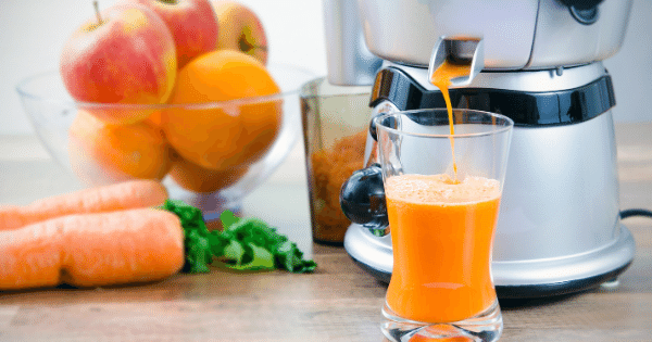 Maintain juicer for a long time