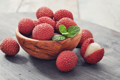Lychee - Health benefits of Lychee