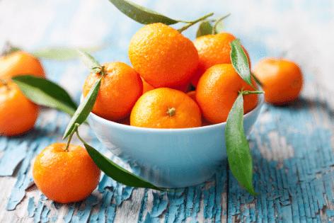 Oranges - Best Fruit for taking calcium and vitamin C