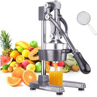 Slendor Commercial Manual Fruit Juicer - Best Juicer for Pomegranate in 2021