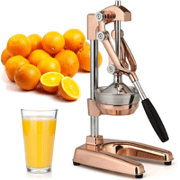 Zulay Professional Citrus Juicer - Best Juicer for Pomegranate 2021