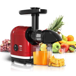 MOLTRES Slow Masticating Juicer - Best Juicer for Berries in 2021