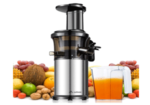 Aobosi Slow Masticating Juicer - Best almond milk juicer of 2021