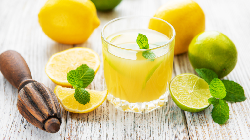 How to Juice Lemons Without a Juicer