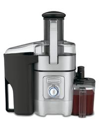 Cuisinart CJE-1000 Die-Cast Juicer - Best slow juicer for hard vegetables in 2021