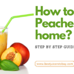 How To Juice Peaches At Home?