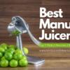 7 Best Manual Juicers in 2021